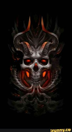 Wallpaper Desenho Caveira New Ideas Skull Tattoo Design, Skull Tattoos, Art Tattoos, Dark Fantasy Art, Dark Art, Digital Art Illustration, Skull Illustration, La Danse Macabre, Totenkopf Tattoos