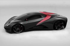 This is the hottest car I have ever seen. Lamborghini Dynavonto Concept