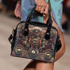 Steampunk Shoulder Bag