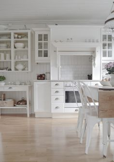 love, love, love the mantel? above the oven. great option to put air vent in without needing overhead cupboards.