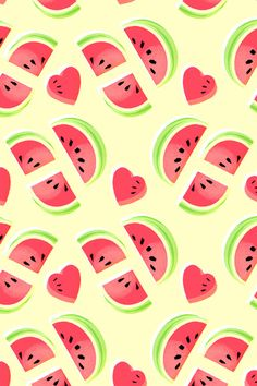 Found this image on my newsfeed on Society6! :) Click my links to check it out or purchase it! It's super cute and looks so so good on these items:mugs|phone cases | pillows | tote bagsWatermelon Partyby Sibylline