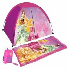 Disney Princess 4 Piece Kids Camp Set Princess >>> Read more at the image link. (This is an affiliate link) Camping Set, Camping With Kids, Little Girl Toys, Toys For Girls, Disney Girls Room, Camping Images, Princess Bedrooms, Fantasias Halloween, Cool Tents