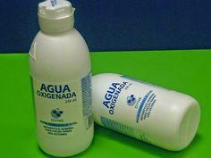 TU SALUD Y BIENESTAR : Agua Oxigenada: esa maravilla olvidada