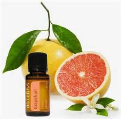 Radiant Health with doTERRA Essential Oils!: 31 Essential Oils in 31 Days Series: Day 9 Spotlight Grapefruit! Cooking With Essential Oils, Essential Oils Guide, Therapeutic Grade Essential Oils, Doterra Essential Oils, Doterra Grapefruit, Grapefruit Essential Oil, Easy Diet Plan, Healthy Diet Plans, Cocktail Essentials