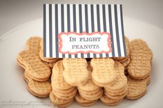 """When Catherine contacted me about photographing her son's airplane themed first birthday party, I was ecstatic! You all know how much I love the """"airplane"""" theme for little boys! I mean, you've all seen my son's first birthday photos right? Anyways, Catherine's party planning skills and hours…"""