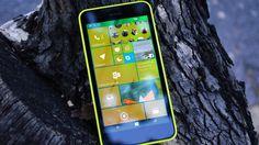 Ya disponible en el anillo rápido la nueva Build 14322 para Windows 10 Mobile