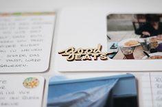Juli PL Kit der Scrapbook Werkstatt - Project Life von Katja Müller