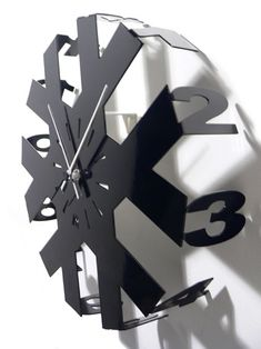 Wall Clocks by Arti and Mestieri..... I so want this clock