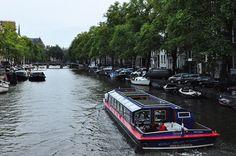 Amsterdam Here I am!