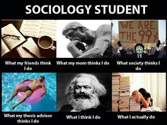 Sociology student