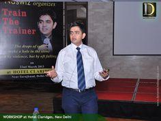 workshop by Mr. Sonu Sharma