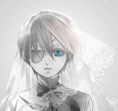 Ciel Phantomhive / Love this art style! Black Butler Anime, Black Butler 3, Manga Anime, Manga Art, Anime Art, Anime Boys, Black Rock Shooter, Ciel Phantomhive, Digimon