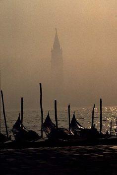Venice harbor