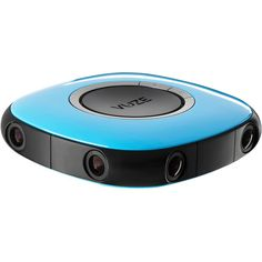22 best vr cam 3d stereo images on pinterest camera cameras and vuze 4k 3d 360 spherical vr camera blue fandeluxe Image collections