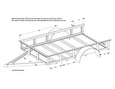 box trailer pinterest trailer plans box trailer and box rh pinterest com