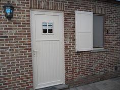 PVC deurpaneel ANAF