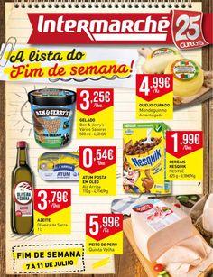 Promoções Intermarché - Antevisão Folheto Fim de Semana 7 a 11 julho - http://parapoupar.com/promocoes-intermarche-antevisao-folheto-fim-de-semana-7-a-11-julho/
