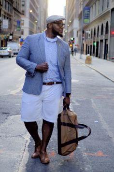 Más de 20 consejos sobre cómo vestir bien para hombres: Hombres gorditos