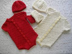 onsie knitting pattern