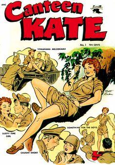 Matt Baker, Comic Artist