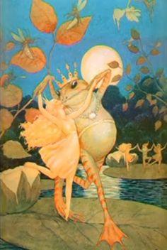 rudolf koivu - Sammakkoprinssi