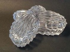 #crystal butterfly shape trinket box with lid visit our ebay store at  http://stores.ebay.com/esquirestore