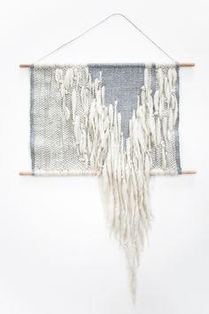Handwoven textiles by Sarah Neubert