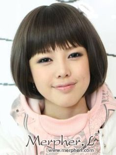 Stylish Short Natural Straight Kanekalon Wig Hairpiece Skin Top Design