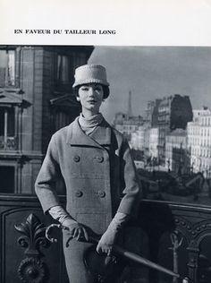 jean patou fashion photos | Jean Patou 1957 Photo Pottier Fashion Photography