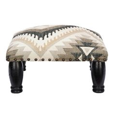 I pinned this Mia Ottoman from the Colville Studios event at Joss and Main!
