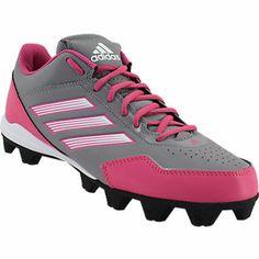 Womens Adidas Abbott Wheelhouse MD Softball Cleats Softball Shoes, Softball Gear, Softball Cleats, Softball Equipment, Football Fans, Adidas Women, Adidas Sneakers, Baseball, Purses