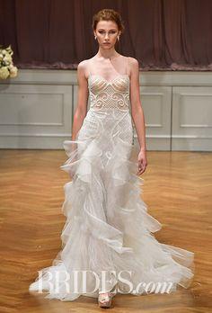 Brides: Alon Livné White Wedding Dresses - Fall 2017 - Bridal Fashion Week