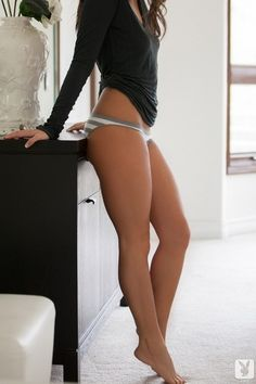 love this. great legs but curvy and toned rather than skinny.