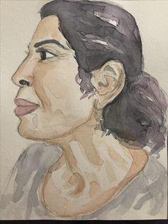 Sema's portrait