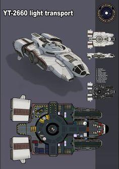 YT-2660 light transport