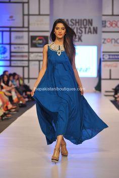 Ayesha Farook Hashwani & Pinx at Fashion Pakistan Week (FPW) 2012