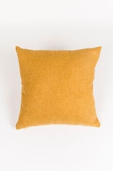 Clyde Recycled Wool Pillows and Floor Cushions