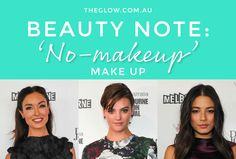 For those times when you want to look natural, but still need a little coverage. That Look, Make Up, Note, Times, Natural, How To Wear, Beauty, Beauty Makeup, Beauty Illustration