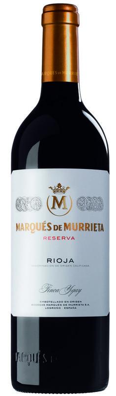 Bodegas Marques de Murrieta Rioja Reserva