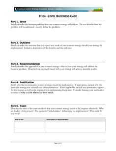 Business case template for lavacon creating a content strategy business case template for lavacon creating a content strategy ecosy cheaphphosting Image collections