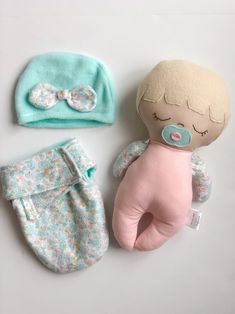 Blonde Babies, Michael Miller, Baby Swaddle, Boy Doll, Baby Crafts, Dog Bandana, Fabric Dolls, Doll Clothes, Amy