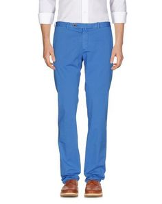 LUIGI BORRELLI NAPOLI Men's Casual pants Azure 40 jeans