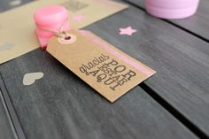4 ideas para usar un sello personalizado en tu boda