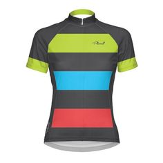 Primal Bold Women's Cycling Jersey