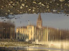 Reflections of the Victory Bridge Photo by Plesea Magdalena — National Geographic Your Shot