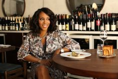 Stylist June Ambrose Preps for Fashion Week With Foie Gras and French Toast -- Grub Street New York