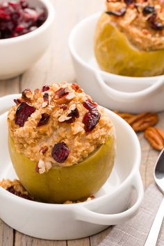 Breakfast Baked Apples