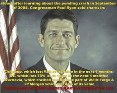 Ryan did just what landed Martha Stewart in jail. Read all about it: http://www.huffingtonpost.com/brad-delong/paul-ryan-transactions-bank-stocks_b_1773147.html?utm_hp_ref=politics