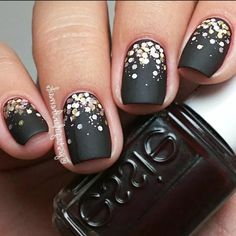 50 Most Stunning And Mysterious Feeling Black Colour Acrylic Nails, Matte Nails Design For Prom - Nail Idea 25 ( ︣ʘ‸ ︣ʘ✿) ❥ ₦ł₲Ⱨ₮ ฿Ⱡ₳₵₭ ₦₳łⱠ₴! ( ︣ʘ‸ ︣ʘ✿) ❥₦ł₲Ⱨ₮ ฿Ⱡ₳₵₭ ₦₳łⱠ₴! Black Nail Designs, Best Nail Art Designs, Nail Designs Spring, Simple Nail Designs, Acrylic Nail Designs, Matte Nails, Black Nails, Acrylic Nails, Matte Black