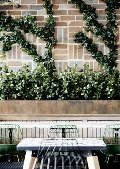 NSW riverside outpost Junction Moama has been on quite a journey since the days of its intrepid founder Architecture Restaurant, Restaurant Interior Design, Brewery Restaurant, Fresco, Small Outdoor Spaces, Cool Bars, Commercial Design, Beautiful Gardens, Interior And Exterior